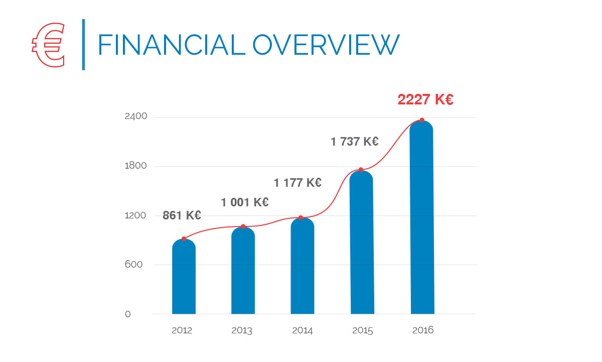 France-IX annual report Financial Overview