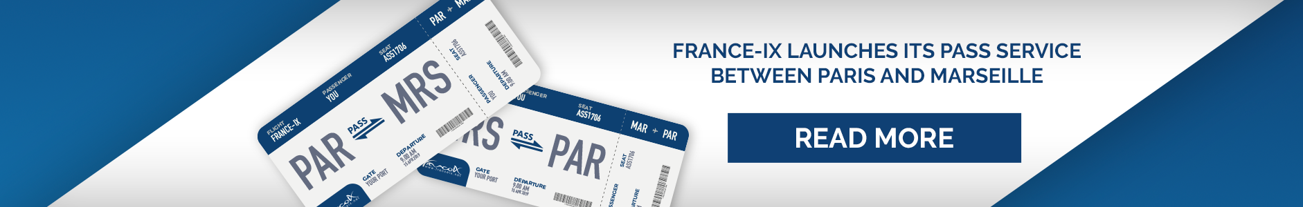 France-IX launches its PASS service between Paris and Marseille