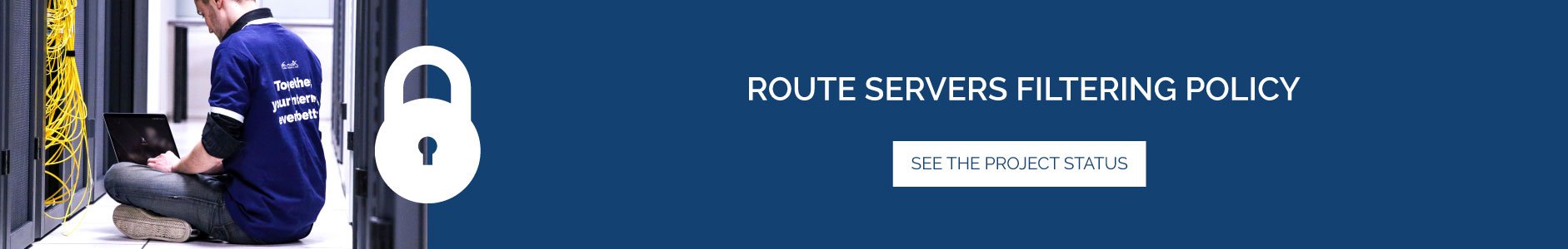 Route servers filtering policy: current status and next steps