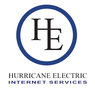 Logo Hurricane Electric