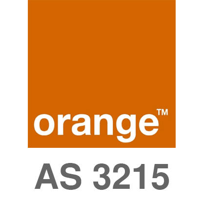 Logo Orange AS3215