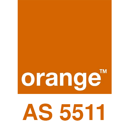 Logo Orange AS5511