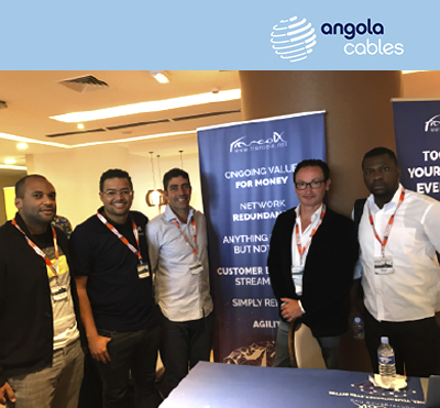 Angola Cables launches remote peering service at France-IX Marseille
