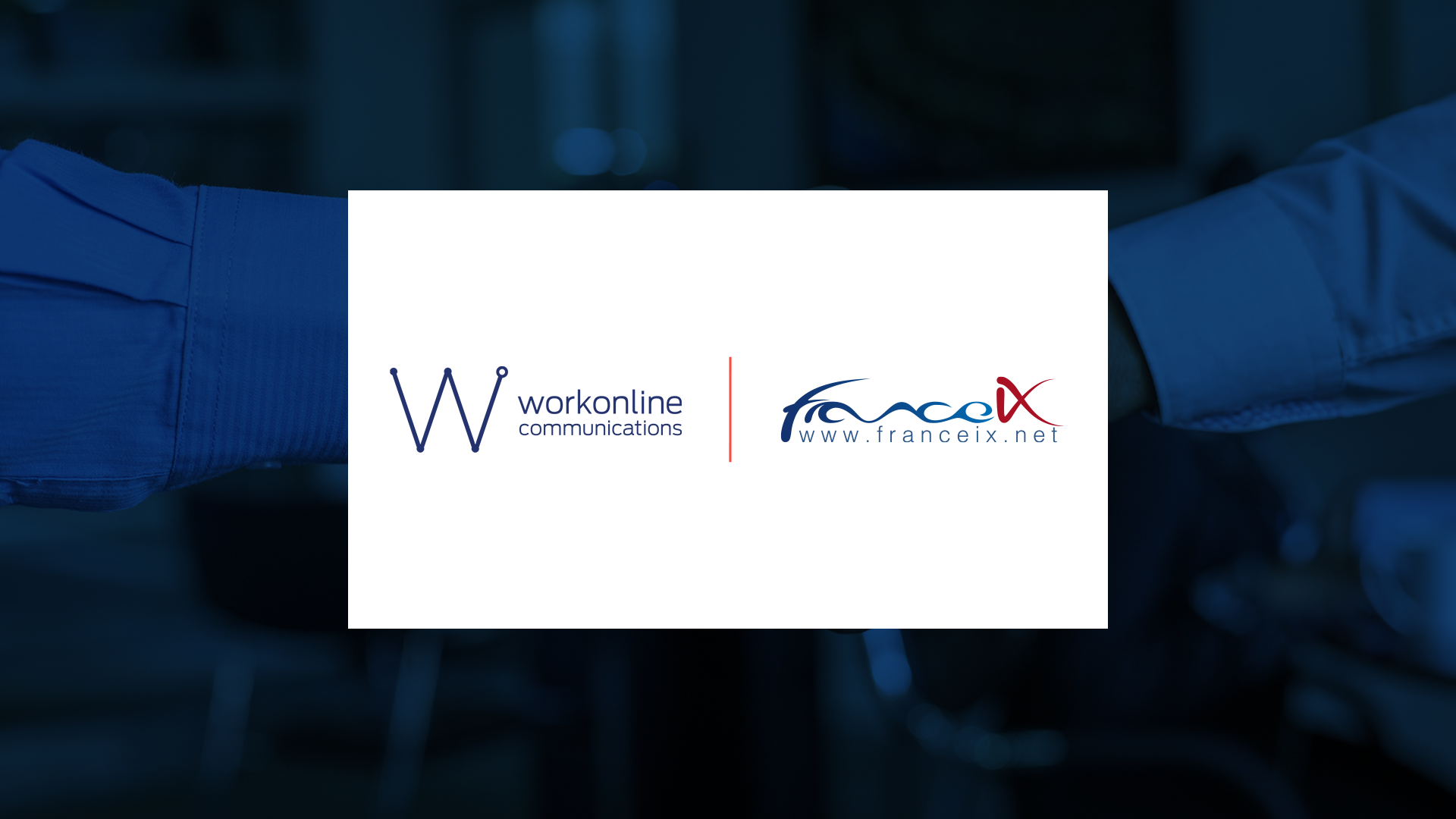 Workonline Communications Partners with France-IX to Provide Quality French Content on the African Continent